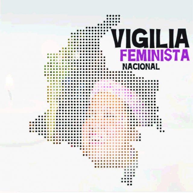 VIGILIA FEMINISTA NACIONAL